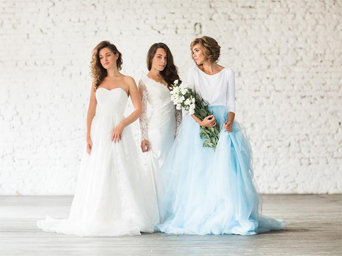 Новая коллекция свадебных платьев Azara Bridal