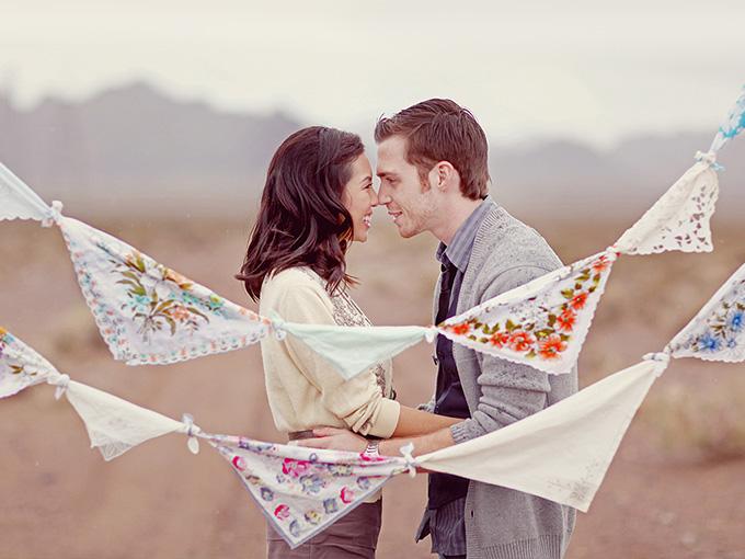 Обряды на ситцевую свадьбу