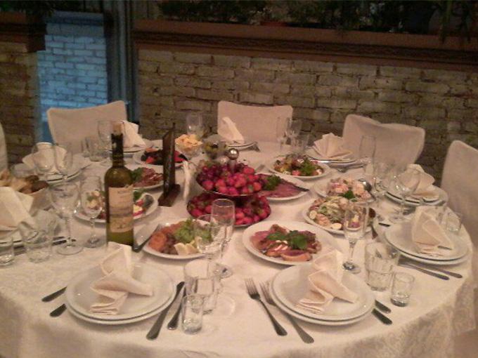 Ресторан 'Paprika' - выдержанность и классика