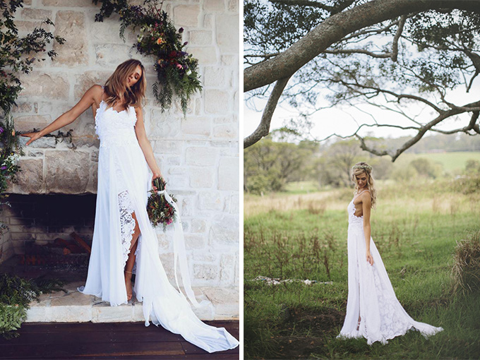 Самое трендовое свадебное платье