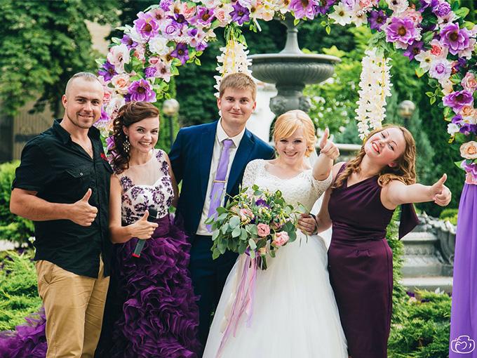 Свадьба Ани и Сергея