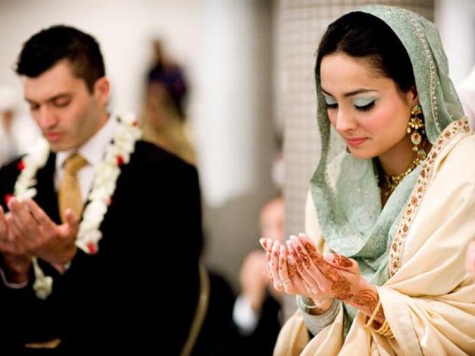 Dua before wedding