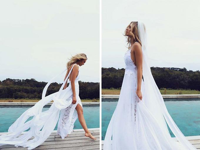 Свадебное платье, которое стало трендом соцсетей