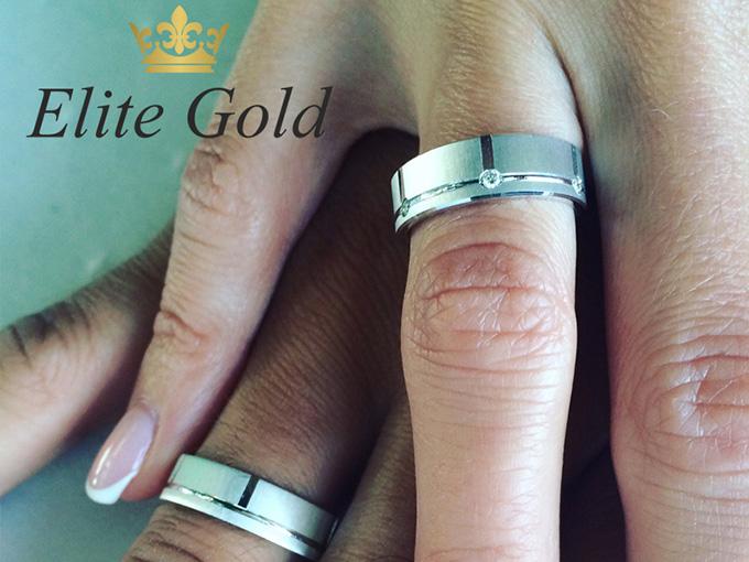 Кольца с бриллиантами от Еlitegold