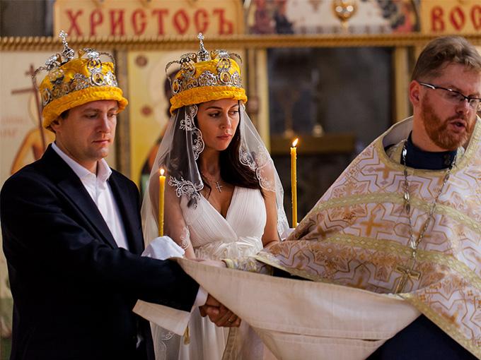 Православний обряд вінчання