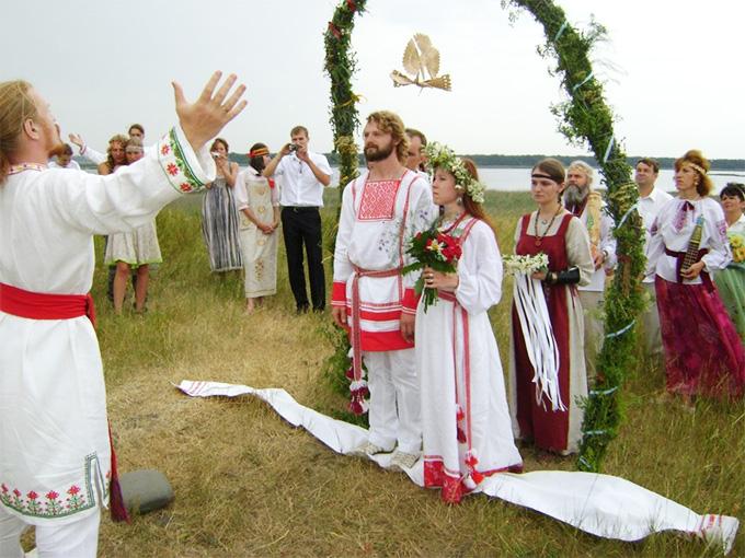 Весілля на Русі