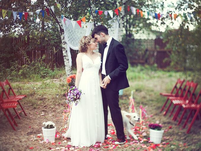 Весілля на дачі