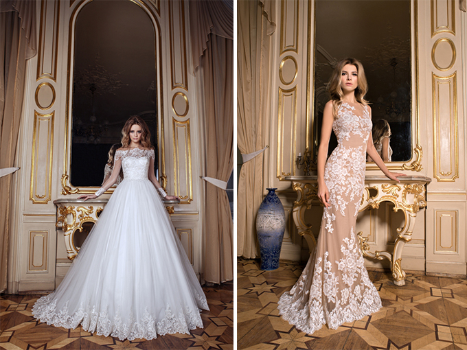 Весільні сукні від салону Bell'Amore