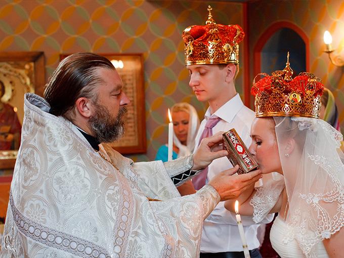 Вінчання в православній церкві