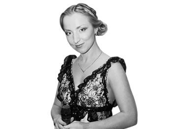 Церемониймейстер Лилиана Бенкер стала героиней ток-шоу 'ПравДиво шоу'