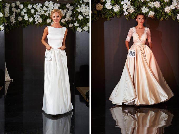 Новые коллекции свадебных и вечерних платьев от салона 'Гранд Ажур'