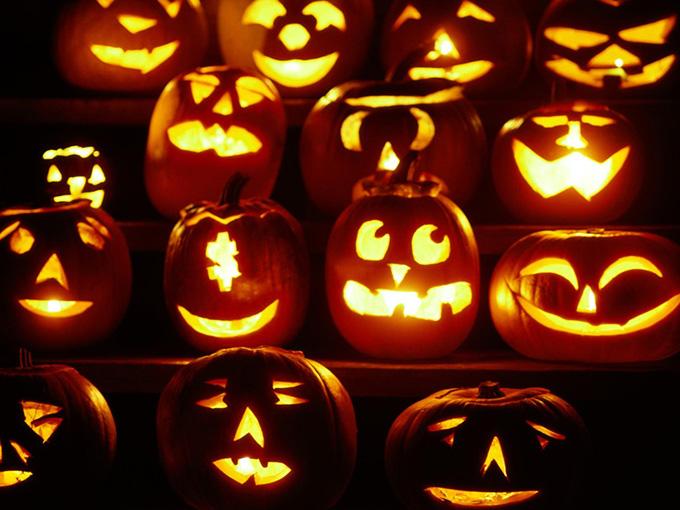 Хеллоуин в 'Верховине'!