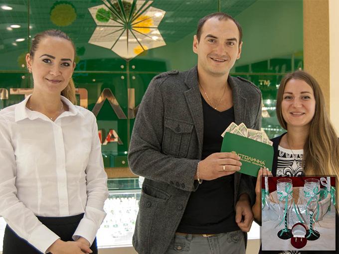 Константиненко Алексей и Малахатько Тамара - победители по результатам голосования в сентябре