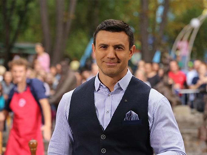 Ресторатор Николай Тищенко