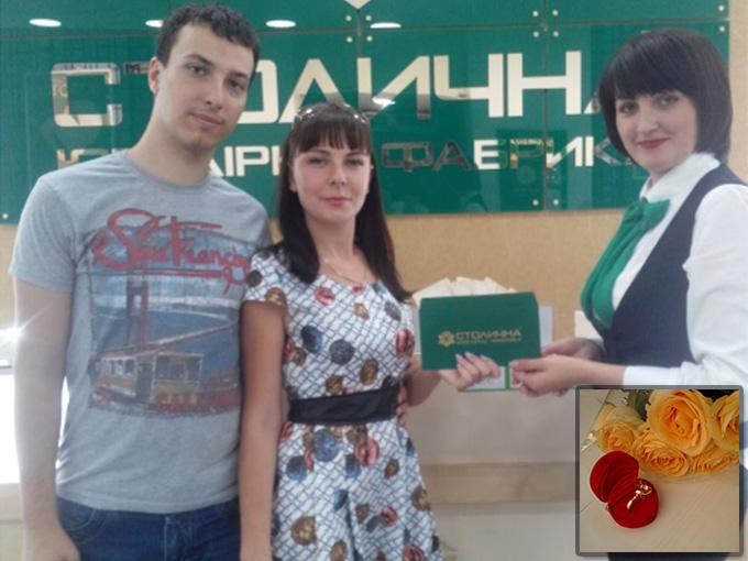 Соколан Андрій і Козлова Ірина - переможці за результатами голосування в серпні
