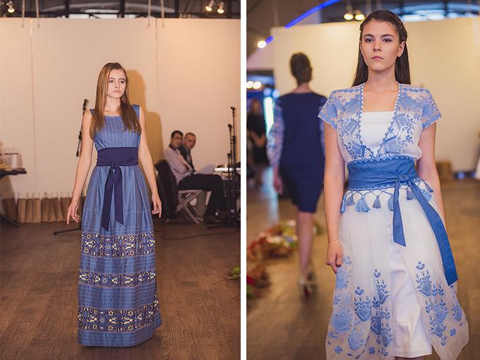 Сукні з колекції Оксани Полонець