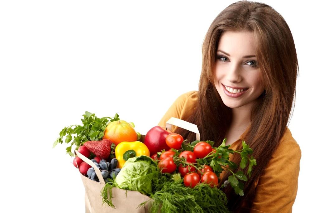 Свежие фрукты для диеты