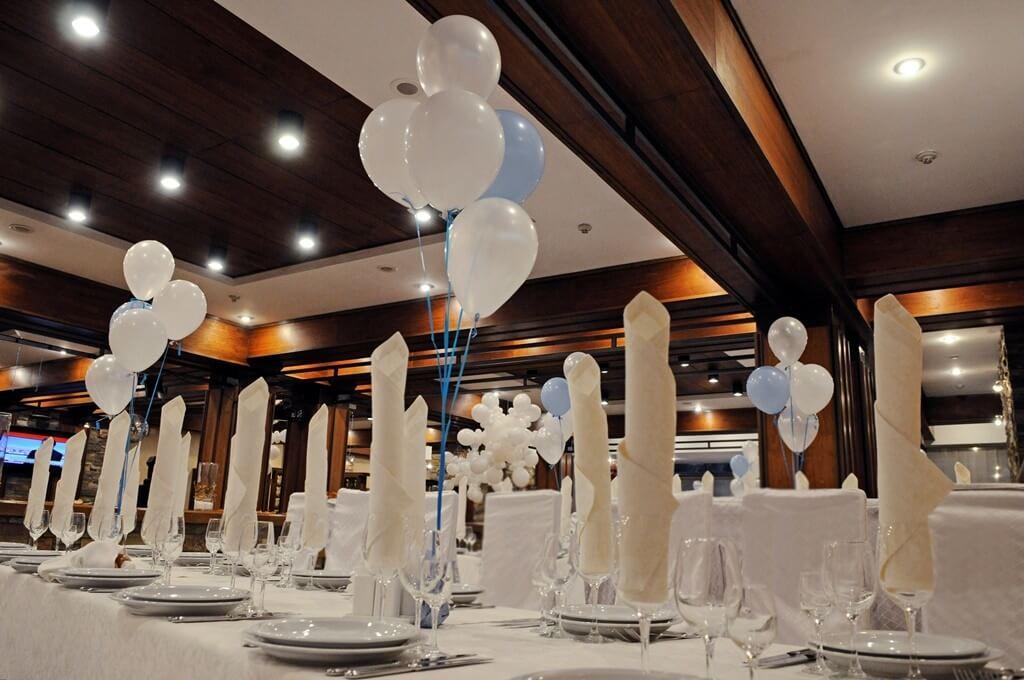 Банкетный зал Премьер Отеля Лыбидь