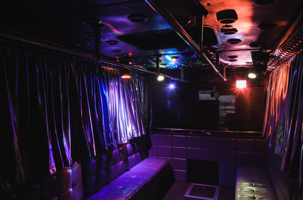 Party Bus 'AVATAR' - интерьер