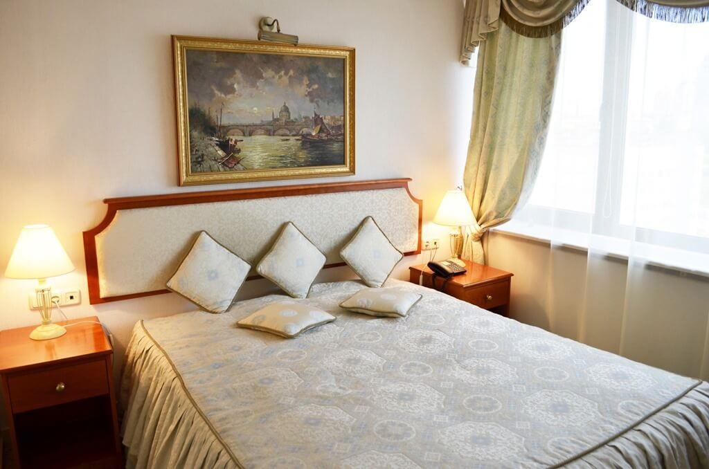 Гостиница Премьер Отеля Лыбидь