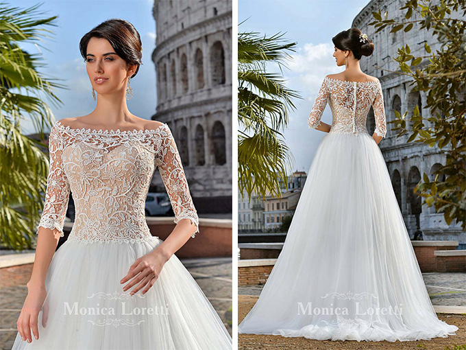 Платья бренда ТМ Monica Loretti