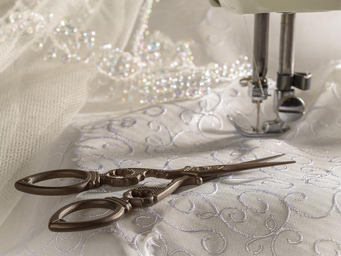 Зшити весільну сукню своїми руками