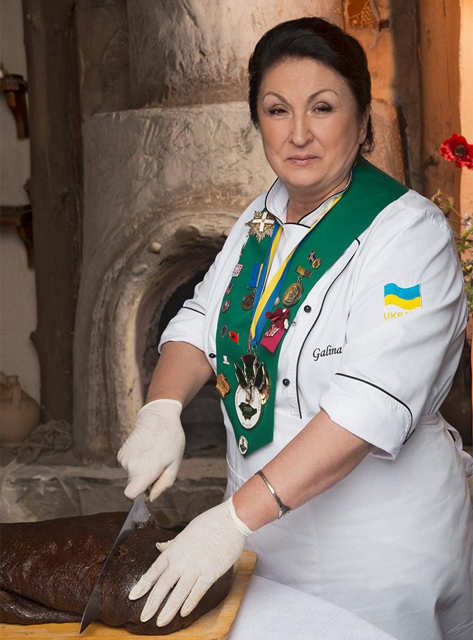 Галина Лосева, хозяйка и бренд-шеф 'Трипольского солнца'