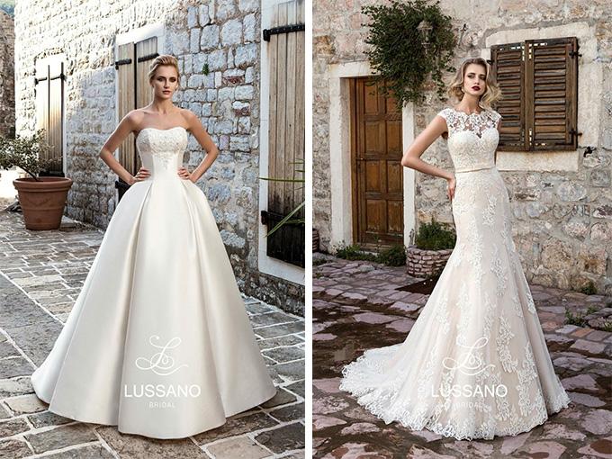Свадебные платья Marry и Marvele