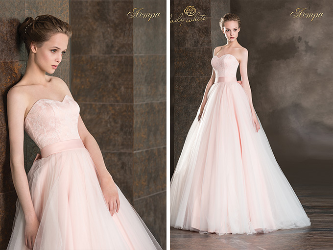 Свадебные платья ТМ Lady White