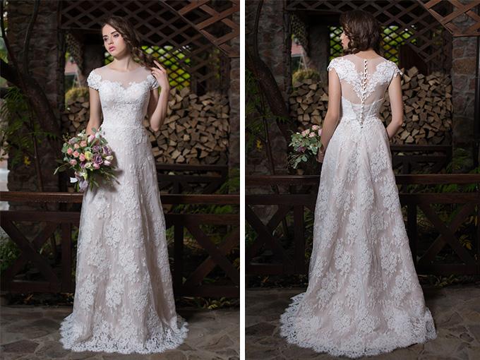 Свадебные платья бренда ТМ Lunnizza
