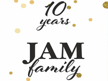Jam Studio – 10 лет! Презентуем новое свадебное агентство в Житомире