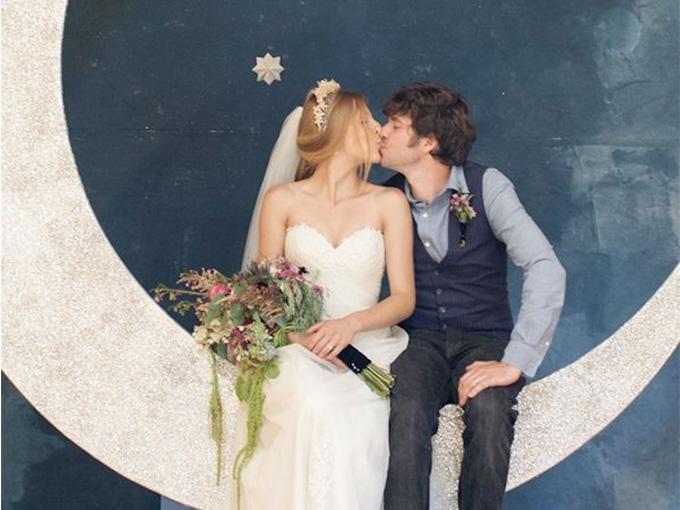 Лунная свадьба