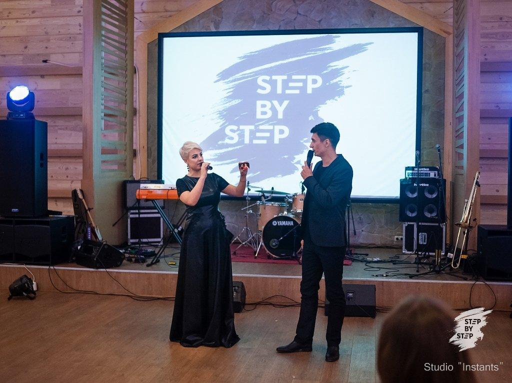 Евгений и Лара Мазуры