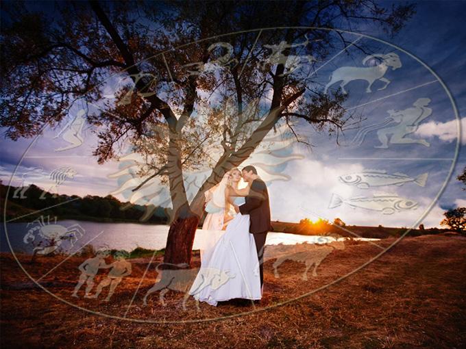 Свадебный гороскоп