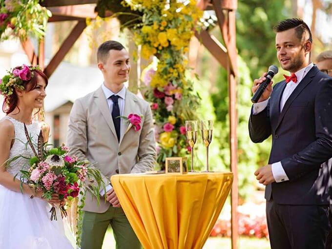 Дмитрий Толочко - свадебный ведущий