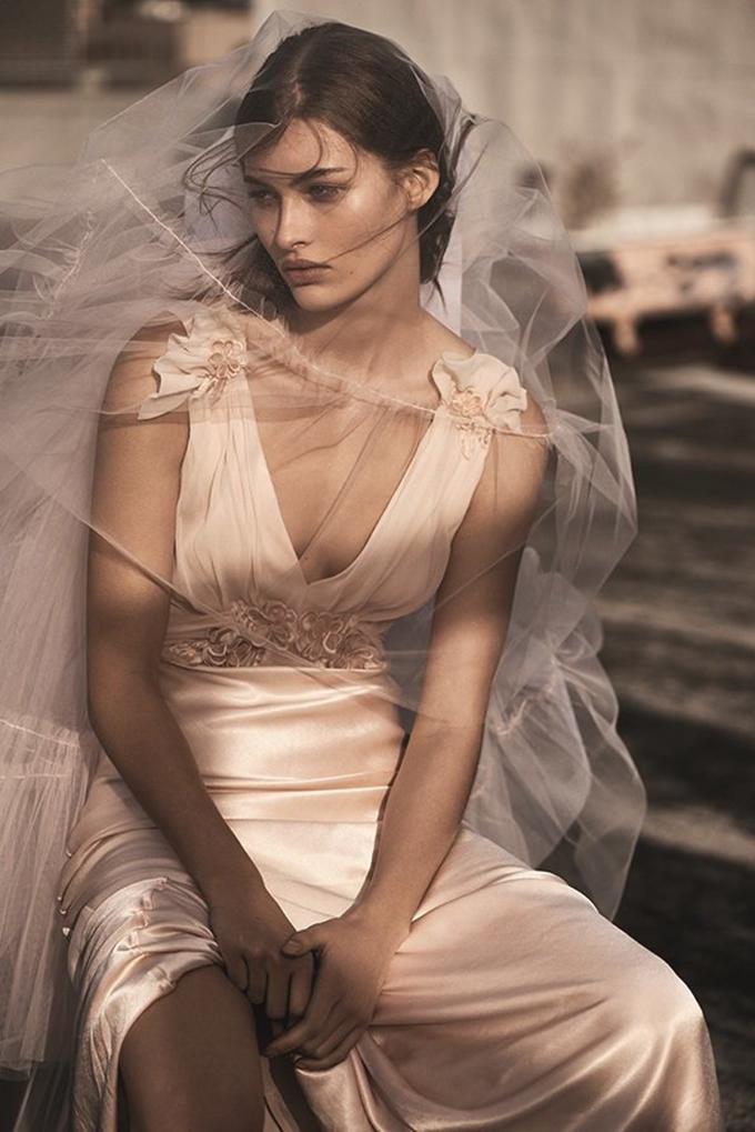 Дебют свадебной коллекции платьев от Topshop