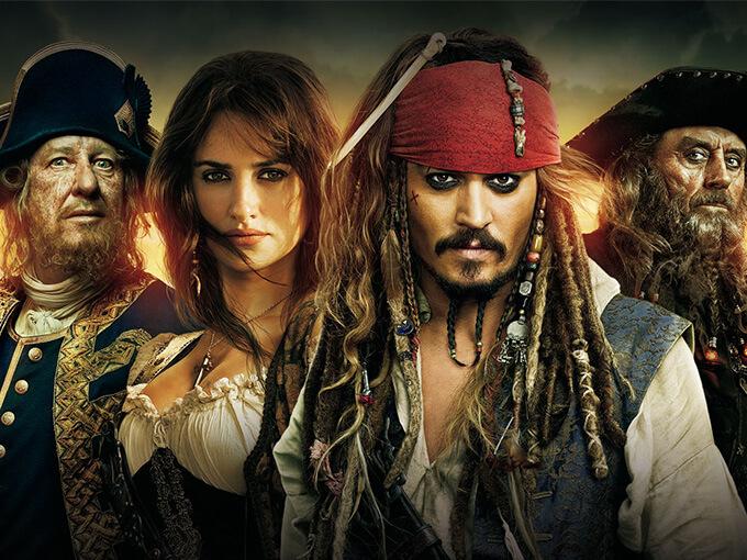 Интерактивный детский праздник 'Пираты Карибского Моря'