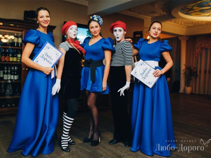 Лілія Аніщенко і команда 'Любо-Дорого'