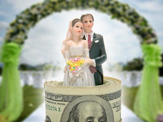 Весільні витрати