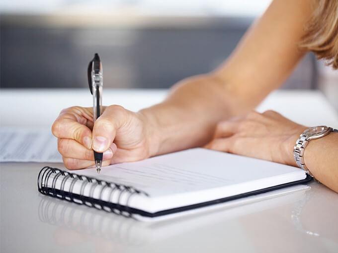 Як написати список покупок для весілля