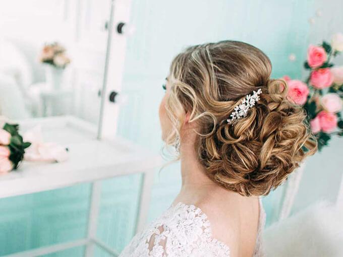 Зачіска на весілля