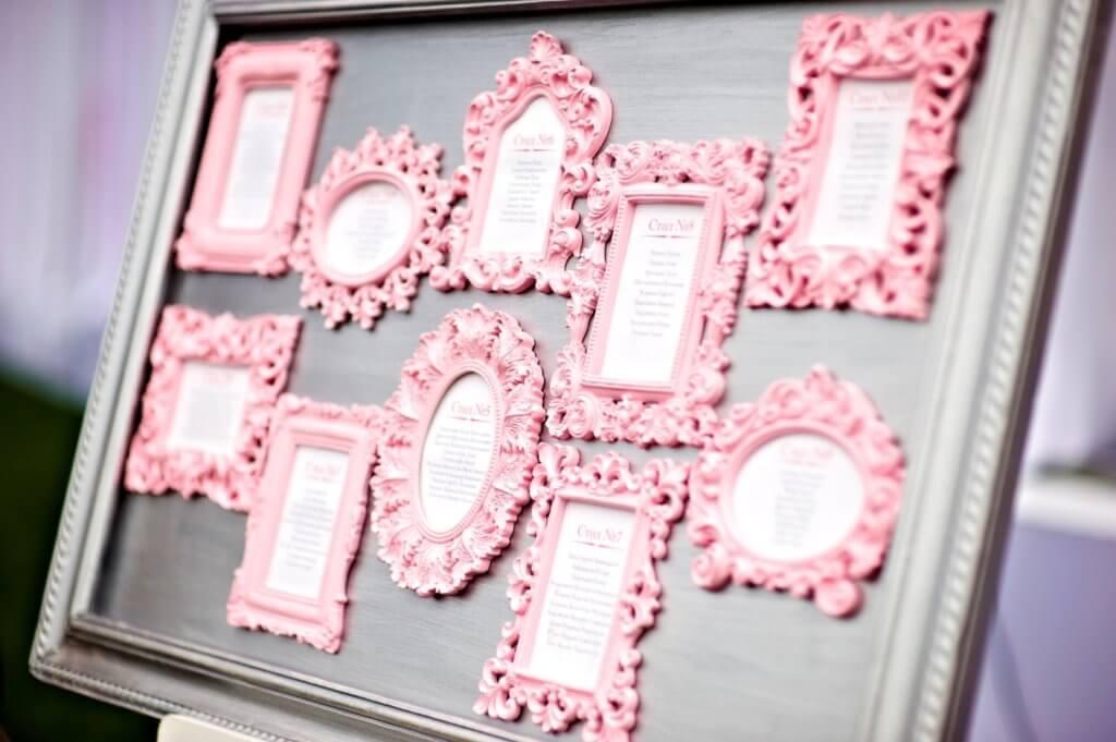 Список запрошених на весілля