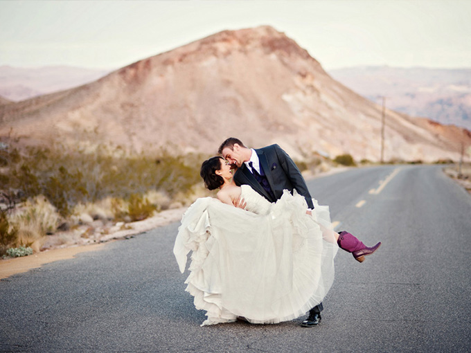 Свадьба в дороге