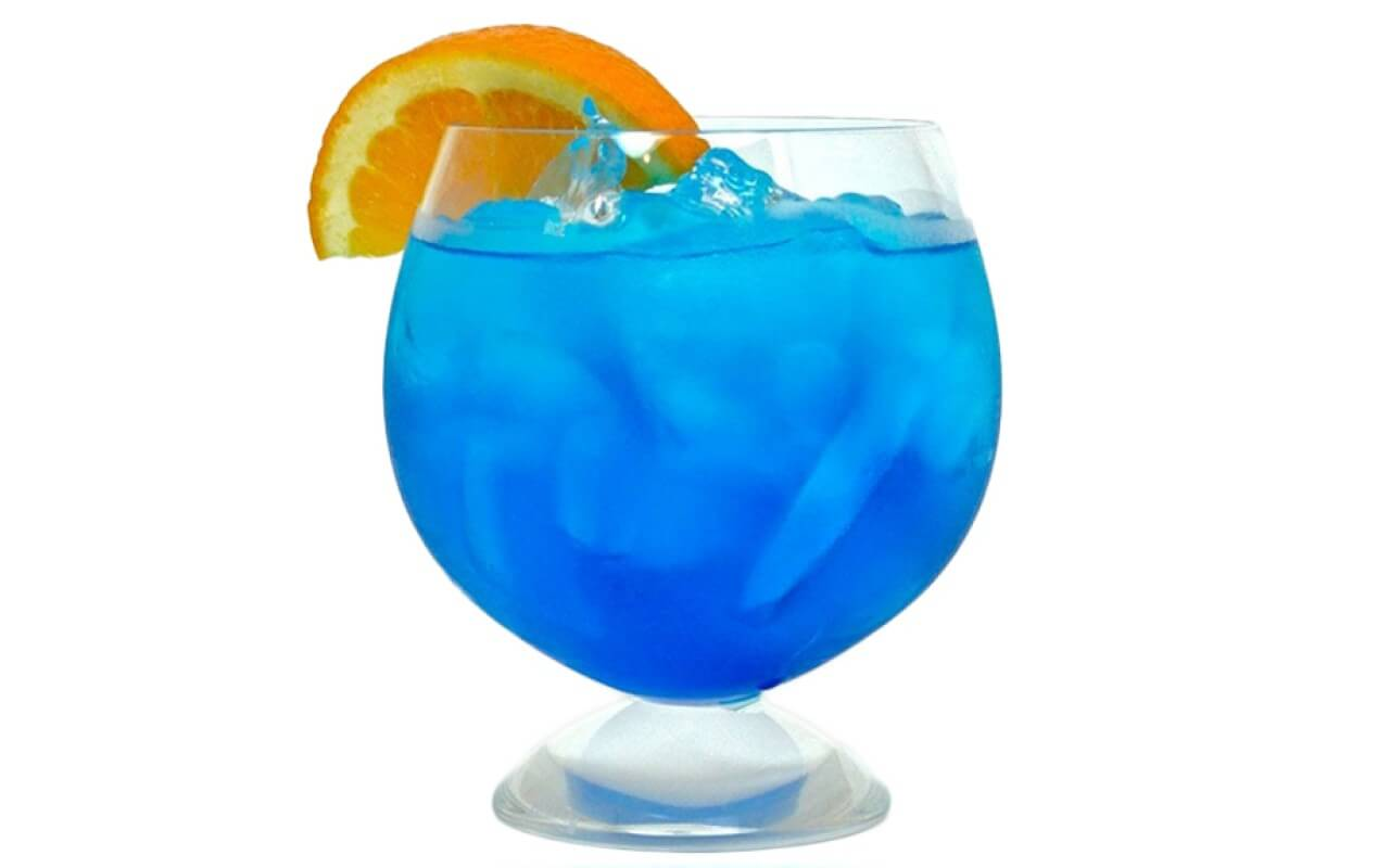 Как сделать коктейль голубая лагуна, рецепт - Рецепты - Wday 21