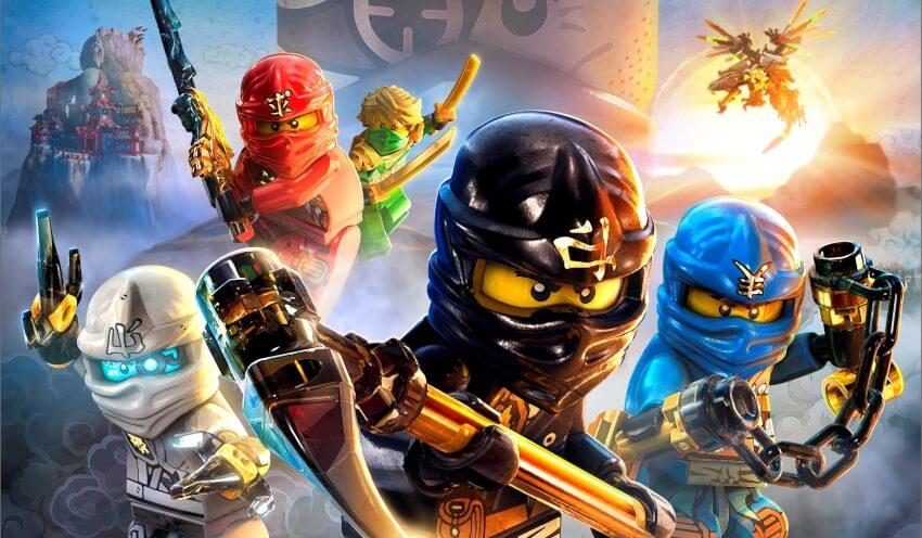 Детский интерактивный праздник 'Лего Пати'!