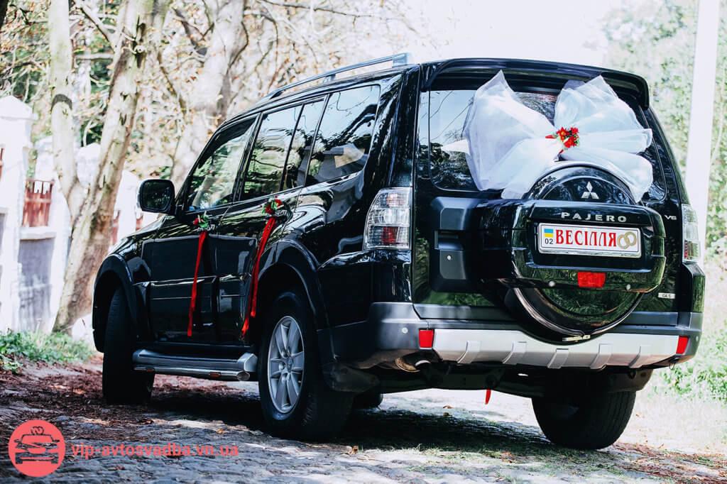Внедорожник Mitsubishi Pajero