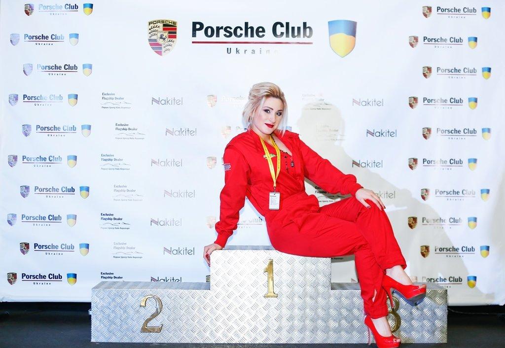 Ведущая Катя Красникова