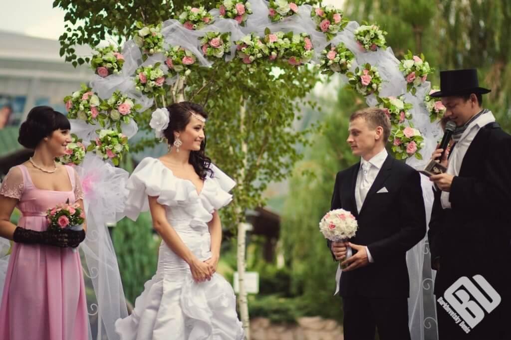 10 свадебных традиций от ведущего Дениса Бурховецкого