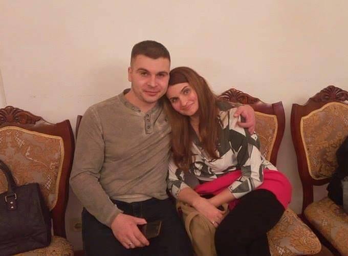 Дмитрий и Лилия Блохиных