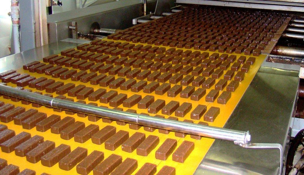 6Глазурування вафельних цукерокf